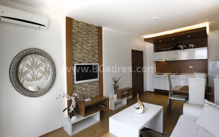 Apartment in a luxury complex in Sunny Beach