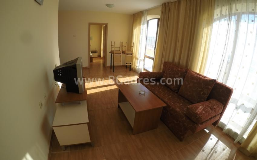 Large one bedroom apartment for permanent residence