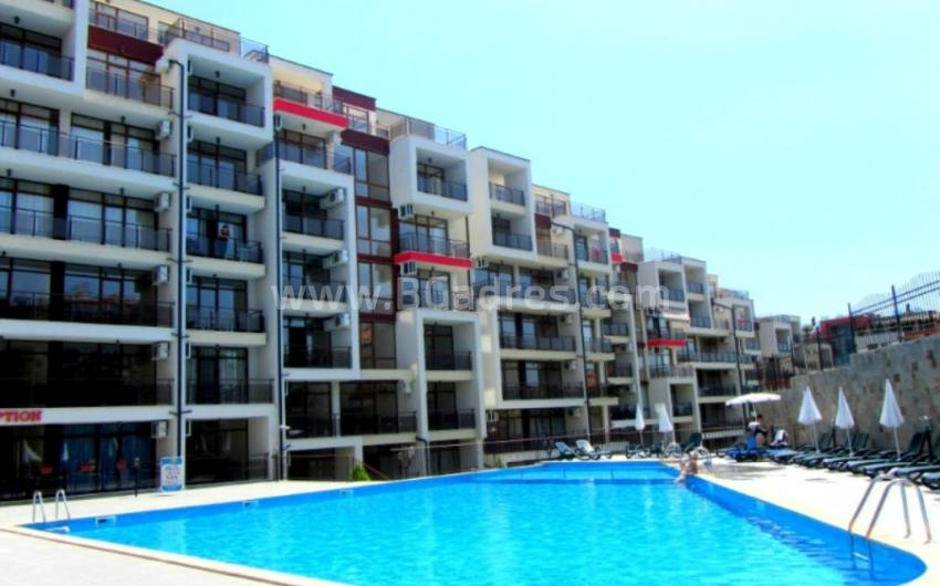 Real estate from the builder in installments in Saint Vlas