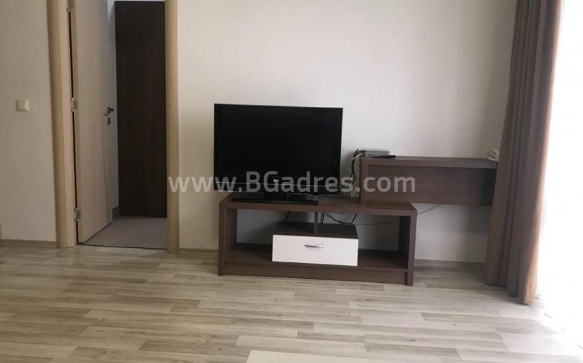 Two-bedroom apartment in the complex Tarsis Sunny Beach