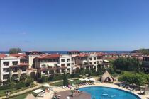 Villas in Green Life Beach Resort complex