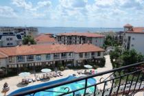 Двустаен апартамент с изглед към морето, евтино