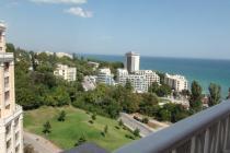 Апартаменти с морска панорама в Златни Пясъци