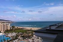 Апартаменты с видом на море в комплексе Majestic Beach Resort