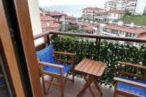 Студия с мебелью и видом на море в Святом Власе