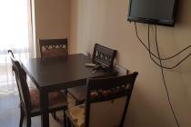 Большая студия с мебелью недорого на первой линии