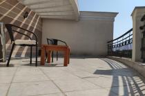 Двухкомнатная квартира с большим балконом | №1521
