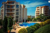 Нов апартамент с дизайнерски ремонт в Свети Влас - Дизайн на хола