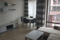 Большая меблированная квартира с видом на море в Несебре