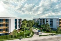 Апартаменти за постоянно пребиваване директно от строителя в Сарафово