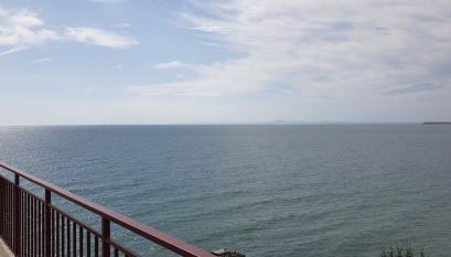Студия с видом на море в комплексе Форт Нокс | №1729