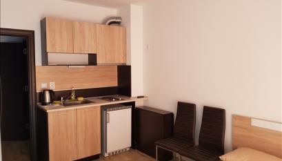 Купете евтино студио за постоянно жителство или почивка в Поморие | No 1755